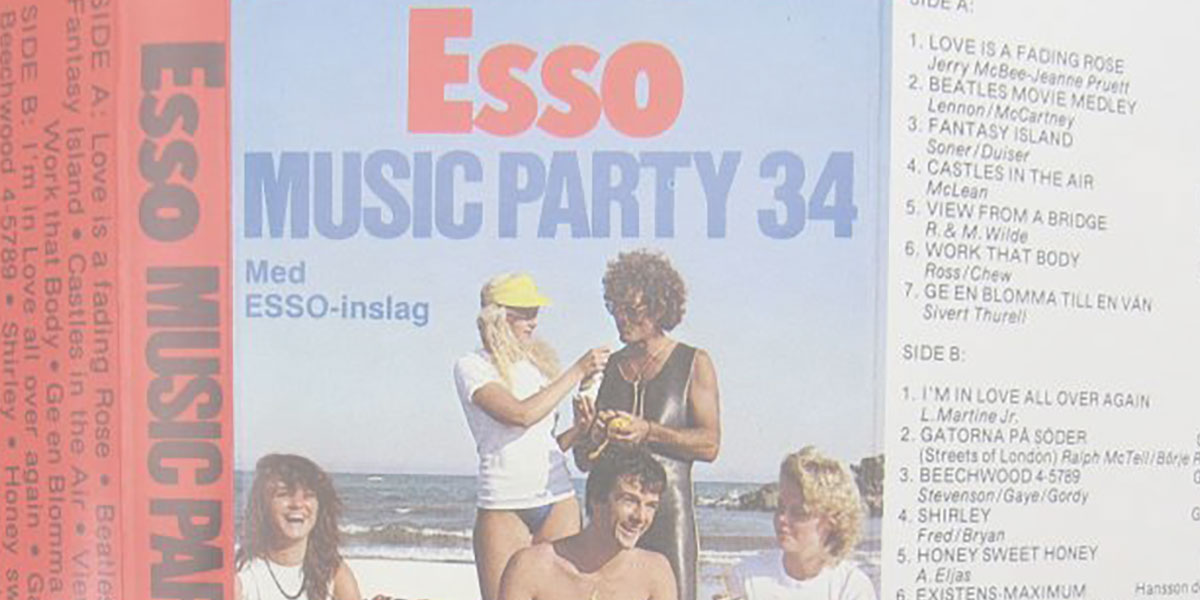 Esso Music Party