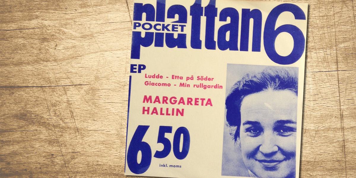Margareta Hallin Ludde Etta på söder omslag