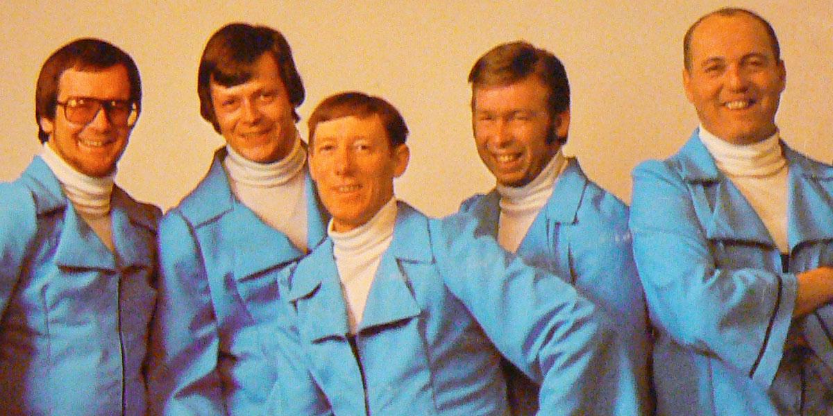 The Gayes, detalj från skivomslag