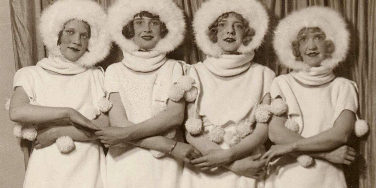 Körsångerskor från 1920-talet, Sunkit på Södra Teatern den 6 juli 2017