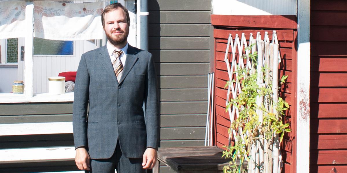 Hjelle från Bäddat för Trubbel är gäst-DJ på Sunkit den 5 oktober 2017