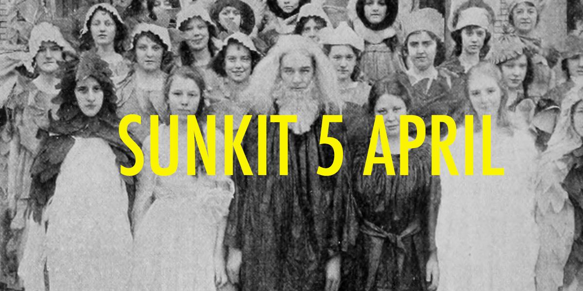 Sunkit på Södra Teatern den 5 april 2018