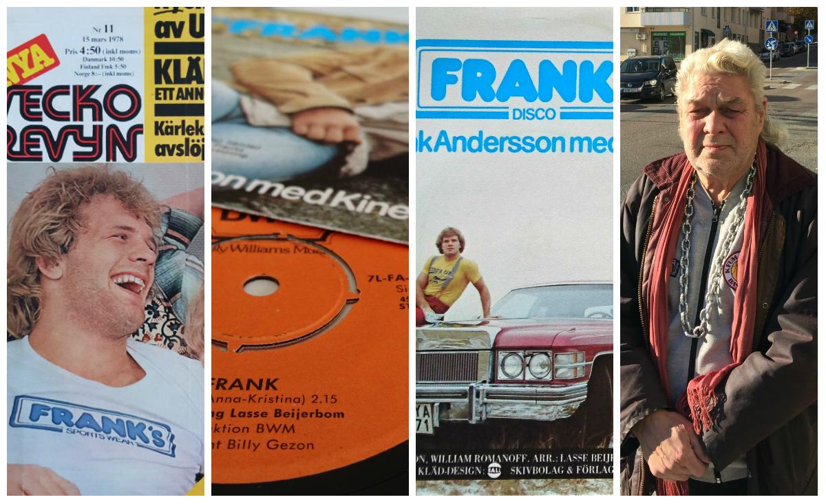 Frank Andersson och Franks Disco