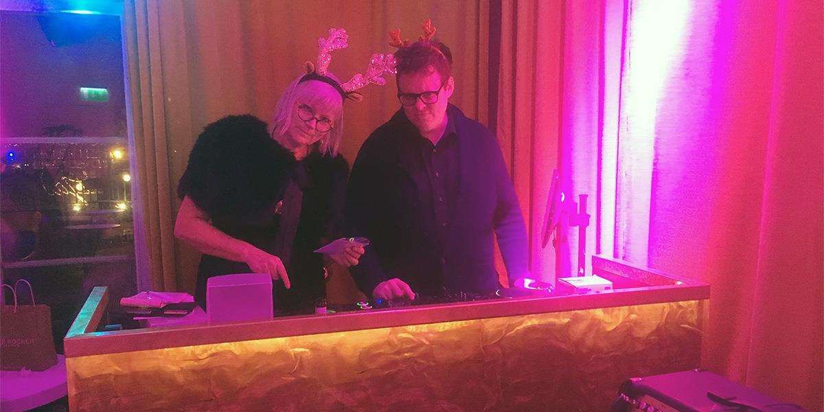 Julmusiken du inte visste fanns - Anna-Lena Lodenius och Fredrik af Trampe (foto: Magnus Nilson)