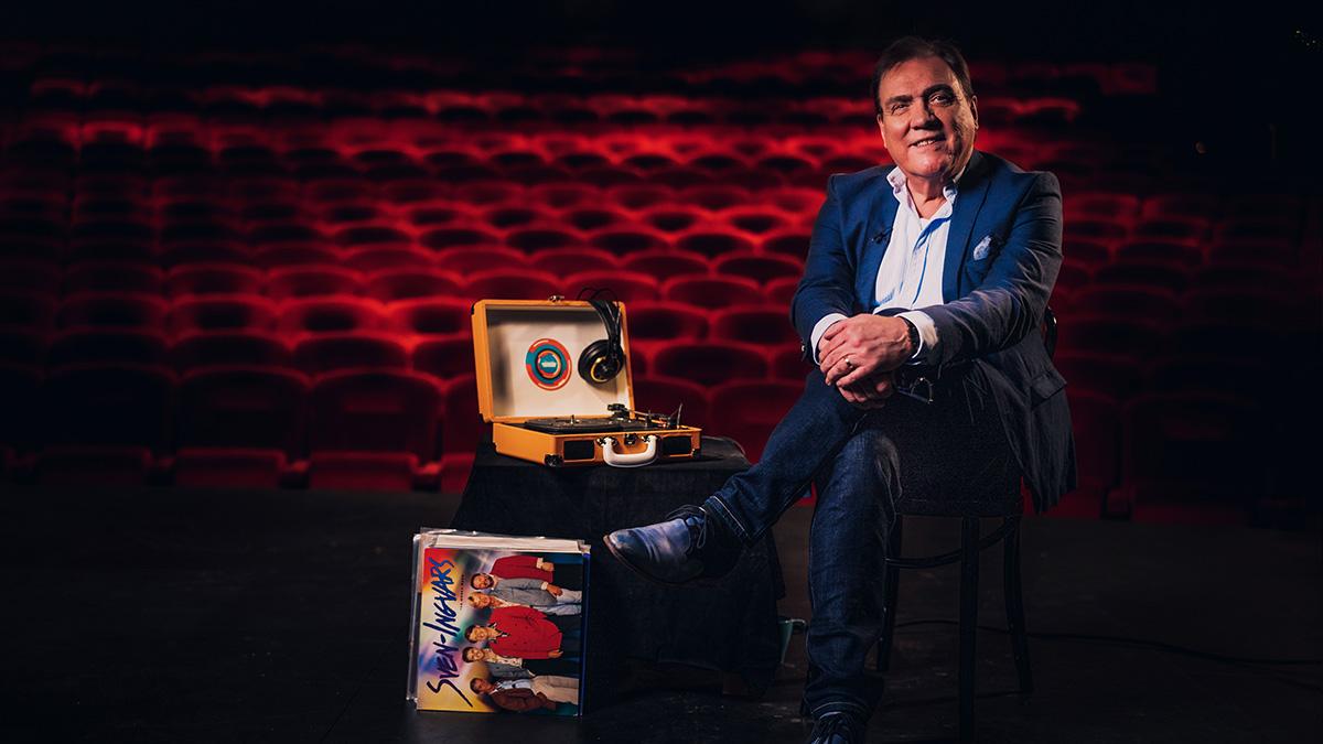 Christer Sjögren i Den svenska dansbandshistorien på SVT