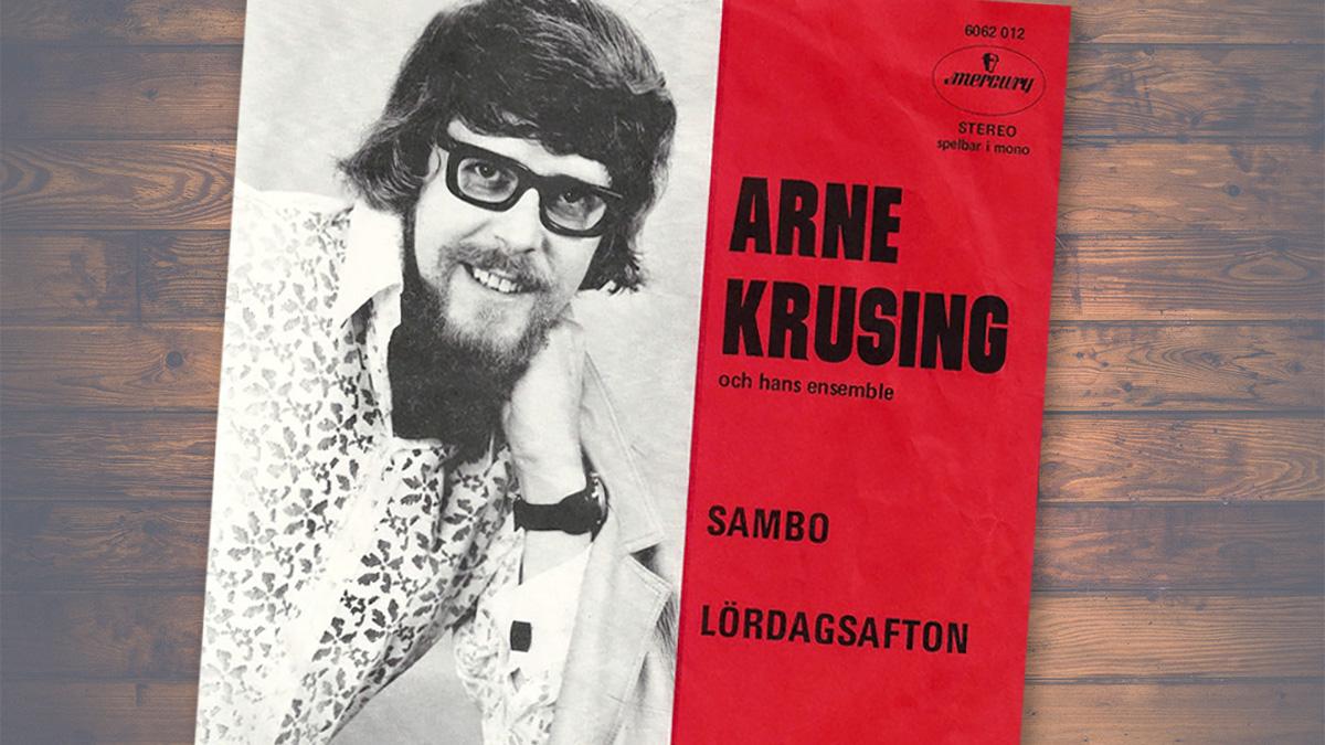 Arne Krusing: Sambo (omslag)