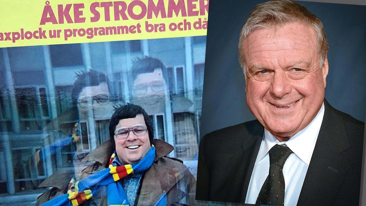 Åke Strömmer och Tommy Engstrand