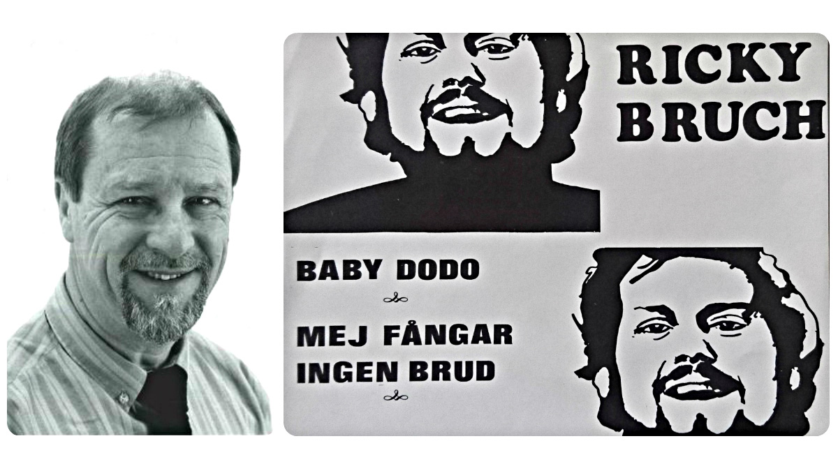 Bo-Göran Edling berättar om Mej fångar ingen brud med Ricky Bruch