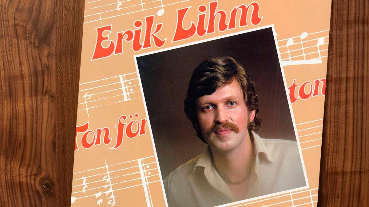 Erik Lihm och hans soloskiva Ton för ton
