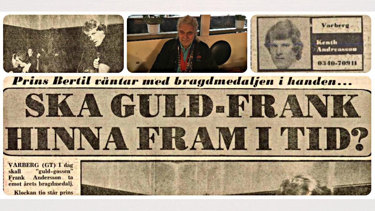 Frank Anderssons bragdmedalj