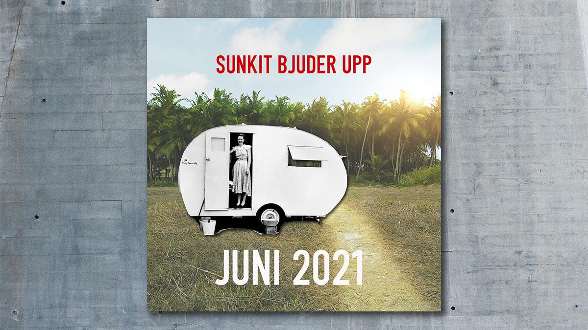Sunkits spellista i juni 2021